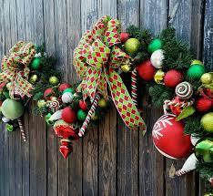 christmas garland holiday garland mantel garland fireplace