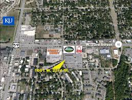 Map Of Lawrence Kansas Self Storage Building For Sale Lawrence Ks 60046