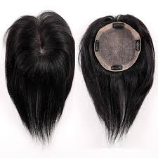 thin hair pull through wigltes 1 jet black human hair pull through wiglet hair toppers for thin hair