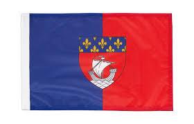 Paris Flag Paris Flagge 30 X 45 Cm