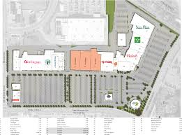 Kennedy Center Floor Plan by Memphis Tn Eastgate Shopping Center Retail Space For Lease