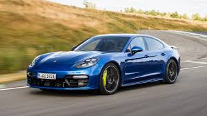 2018 porsche panamera turbo s e hybrid review the future is awesome