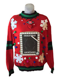 countdown custom sweater l 44 25