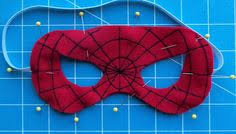 felt superhero mask templates superhero masking felting