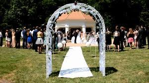 wedding arch pvc pipe a wedding arch výroba svatebního oblouku
