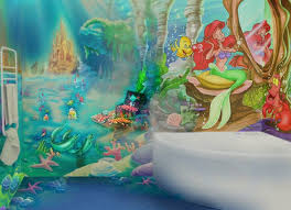 disney bathroom ideas bathroom ideas disney bathroom sets with mermaid mural