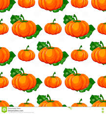 halloween background pumpkin halloween seamless pattern background with pumpkin stock vector