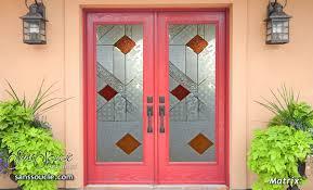Exterior Glass Door Inserts Matrix 3d Iii Glass Door Inserts Sans Soucie