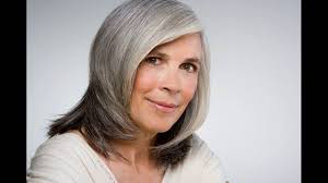 salt and pepper hair colour platinum and silver hair color ideas for gray hair youtube