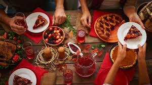thanksgiving gratitude focus on the family