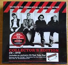 U2 In The City Of Blinding Lights U2 How To Dismantle An Atomic Bomb Box Set Album At Discogs
