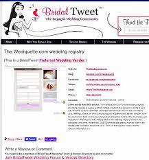 wedding registry website wediquette www thewediquette wedding registry 303 photos