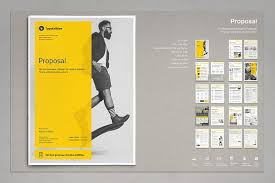 business proposal by typoedition on creativemarket professional