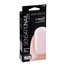 sensationail essentials kit invincible gel polish 1 0 kit