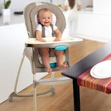 Bright Starts High Chair Ingenuity Trio 3 In 1 Deluxe High Chair Sahara Burst Kids Ii