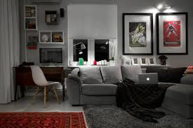 charming decoration bachelor pad wall vibrant bachelor pad