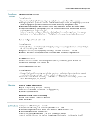 How To Make A Resume With One Job by Resume Sample How Many Pages Should A Resume Be 2016 Examples How