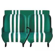 siege mehari de siège droit ou gauche vert blanc