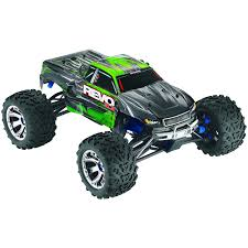 traxxas monster jam rc trucks amazon com traxxas 53097 revo 3 3 4wd 1 10 scale nitro powered