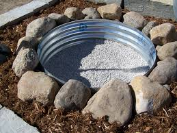 How To Build Your Own Firepit Up Your Fall How To Build A Pit In Your Yard Rocks