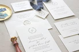 Monogram Wedding Invitations Vintage Wedding Invitations You Are Sure To Love
