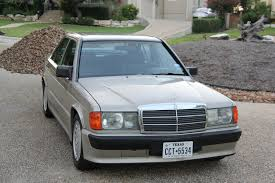 1985 mercedes benz 190e 2 3 16 retro rides