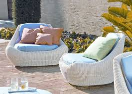 Best Rattan Outdoor Furniture Ideas On Pinterest Outdoor - Outdoor white wicker furniture