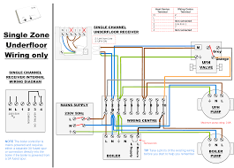 boiler thermostat wiring diagram combi boiler thermostat wiring