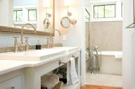 bathroom magnifying mirror with light wall mounted magnified mirror with lighted wall mount magnifying