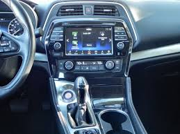 new nissan maxima interior review nissan found sweet spot with 2016 maxima u2013 aaron on autos