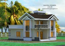 Low Cost House by 17 6 Lakh 1300 Sq Ft Low Cost House Design Building Designers