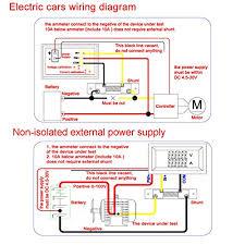drok u0026reg 0 28 u0027 u0027led dc0 100v 10a digital voltmeter ammeter 2in1