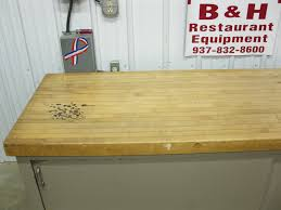 8 x 30 butcher block wood maple top work bakery prep table 2 8 x 30 butcher block wood maple top work bakery prep table 2 door cabinet 96