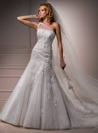 One Shoulder Wedding Dress Lace One Shoulder Wedding Dresses Pictures Ideas Guide To Buying