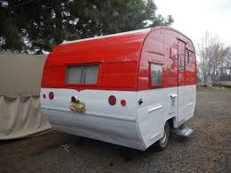 1954 lakewood vintage trailer for sale