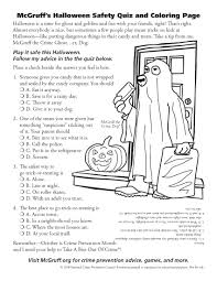 halloween safety crime prevention villlage of bolingbrook
