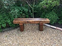 7 best benches images on pinterest bench railroad ties and