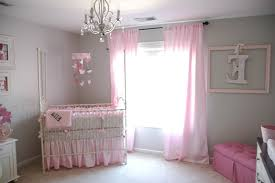Pink Curtains For Nursery by Car Theme Furniture Set White Painted Canopy Crib Cute Nursery