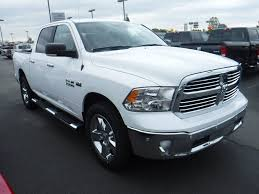 dodge jeep white 2017 new ram 1500 big horn 4x4 crew cab 5 u00277