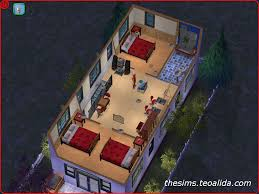 tiny house on 1x2 lot the sims fan page