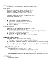 job objectives download whats a good objective for a resume cozy
