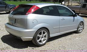 2004 ford focus zx3 svt item f5074 sold august 21 vehic