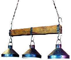 Outdoor Rustic Light Fixtures Western Rustic Patio Lighting Fixtures Matching3 Shaded Light