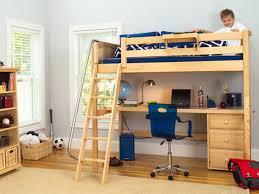 loft beds with desks bedroom source