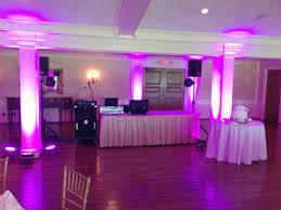 uplighting wedding uplighting for weddings in the pittsburgh area