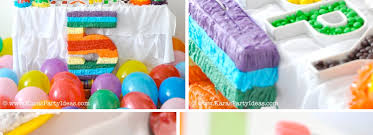 Rainbow Themed Birthday Favors by Kara S Ideas Rainbow Favors Archives Kara S Ideas