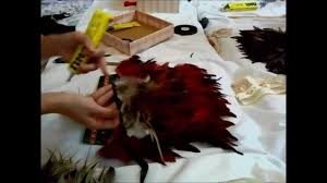 how to make a native american headdress sue yii youtube