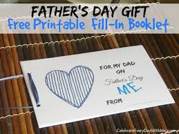 free printable for father u0027s day celebrate every day with me