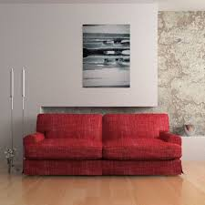 Ikea Sofa Red Instant Cosmetic Surgery For Your Ikea Sofa Weigh Your Sofa