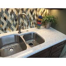 glass kitchen cabinets lowes curava savaii recycled glass gold kitchen countertop sle